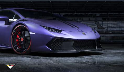 lamborghini huracan purple purple lamborghini huracan by vorsteiner automotorblog