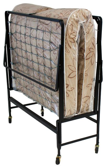 folding rollaway bed serta 39 quot rollaway bed with poly fiber mattress