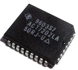 Mc14049bcp sn74act7202la 50rj u 1024 x 9 memory ic instruments