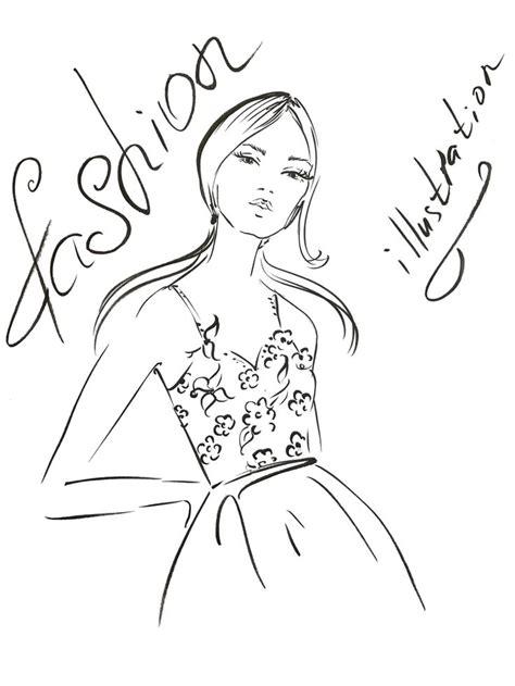 tutorial sketch illustrator best 25 fashion illustration tutorial ideas on pinterest