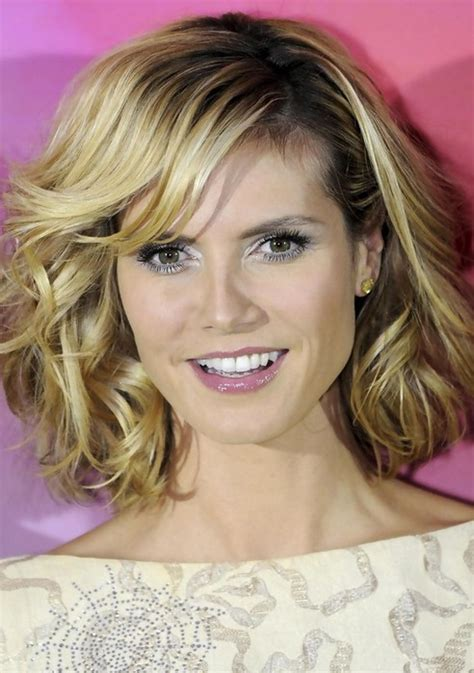 photos of medium length bob hair cuts for 30 28 heidi klum hairstyles heidi klum hair pictures pretty designs
