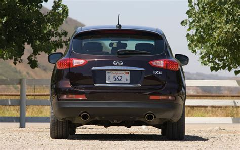 service manual how to change a 2009 infiniti ex rear
