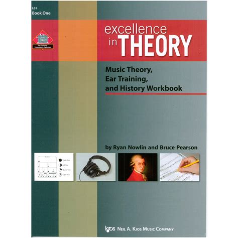melodic stick books excellence in theory book 1 by nowlin and bruce