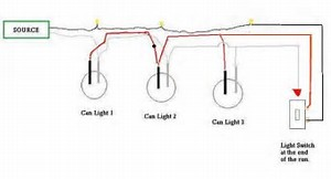 wiring diagram for multiple pot lights wiring diagram for multiple pot lights images
