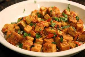 indian curried tofu honest cooking
