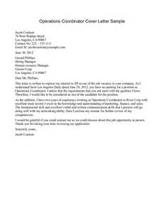 cover letter for administrative coordinator cover letter sle for administrative coordinator top 5