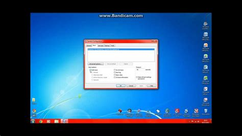 how to boot up your computer in safe mode windows 7