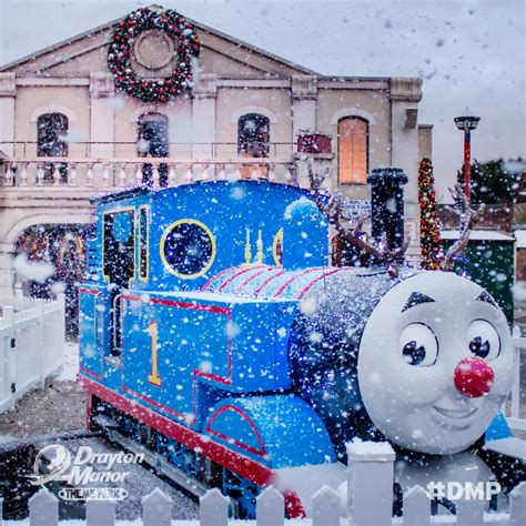 drayton manor drayton s magical christmas