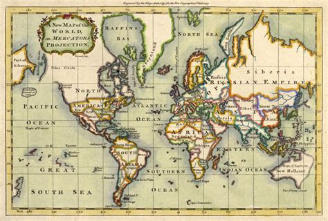printable world map a2 mp6 vintage old historical 1766 world map poster re print