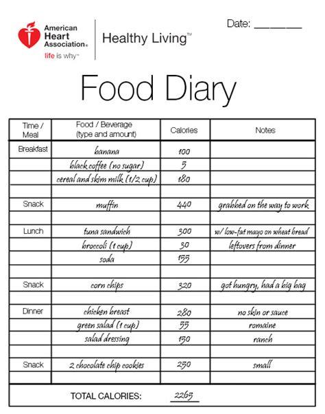 printable food diary in spanish my daily food plan worksheet spanish foodfash co