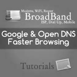 Broadband Ip Address Lookup Speed Up Bsnl Broadband Using Dns Open Dns Free Dns