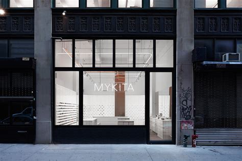 House Lens mykita shop new york