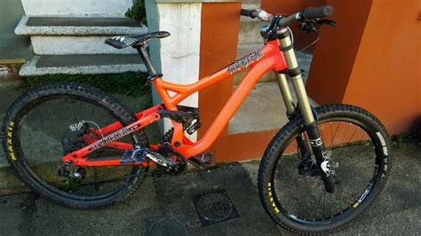 commencal supreme dh commencal supreme dh freeride mountain bike in chatham