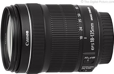 canon ef s 18 135mm f/3.5 5.6 is stm lens review