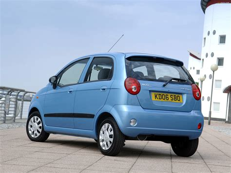 images of chevrolet matiz uk spec m200 2005 07 2048x1536