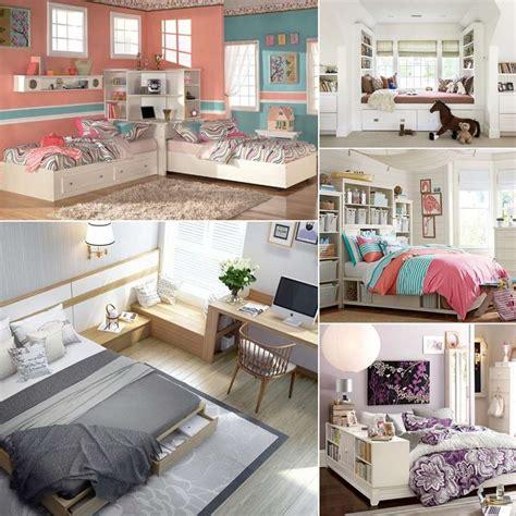 amazing space saving ideas  teens bedroom