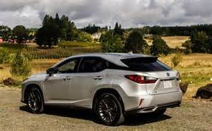 Lexus Rx450h 2016 Lexus Rx 450h Razor Sharp Lines Stand Out From The