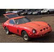 Fauxrrari McBurnie Replica Ferrari 250 GTO