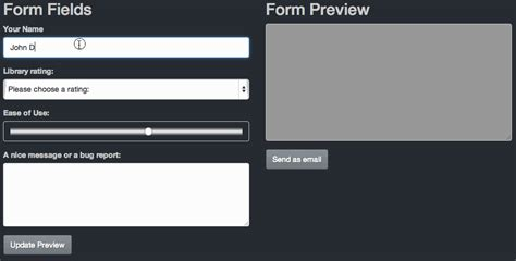 format html mailto oncletom mailto transform your html forms in beautiful