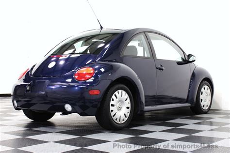 used 2004 volkswagen beetle 2004 used volkswagen new beetle coupe beetle coupe