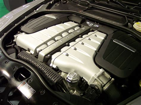 file bentley continental flying spur engine tce jpg