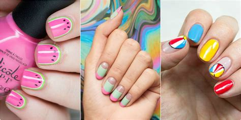 summer nail pictures to pin on pinsdaddy
