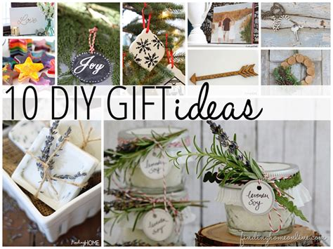Gift Ideas 10 - 10 diy gift ideas finding home farms