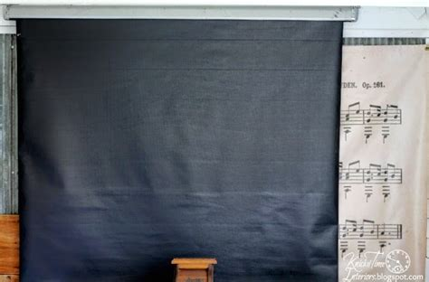 chalkboard paint backdrop diy custom wall backdrops knick of time