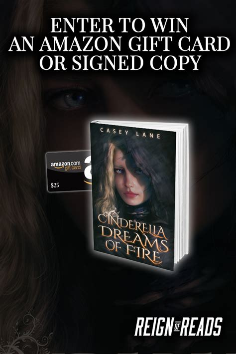Casey S Gift Card - win a 25 amazon gift card or signed copies from author casey lane linkis com