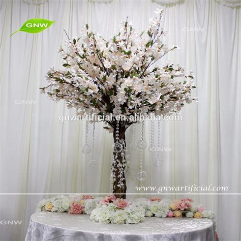 table centerpieces for sale gnw ctr161008 003 top quality cheap magnolia tree wedding
