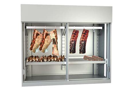 Meat presentation cabinet