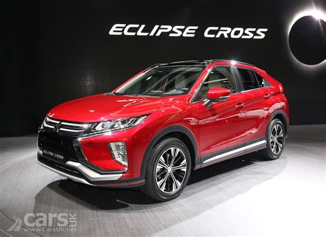 mitsubishi eclipse cross arrives as mitsubishi s pitch for