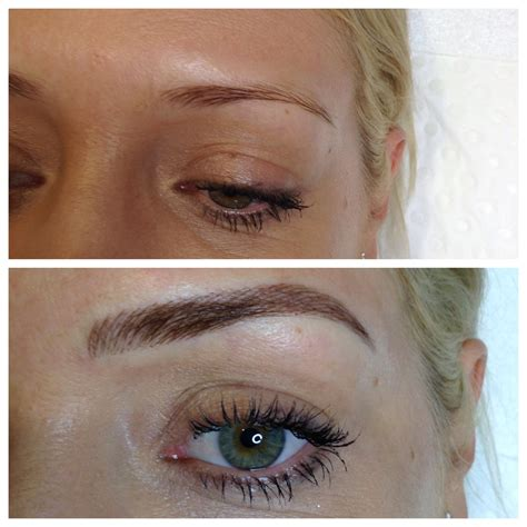 eyebrow feather tattoo uk things to know about feather touch eyebrow tattoos