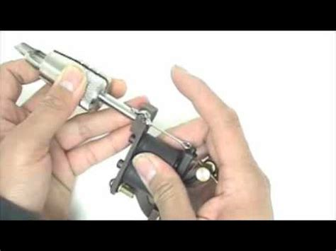 tattoo machine setup how to setup a machine how to for beginners