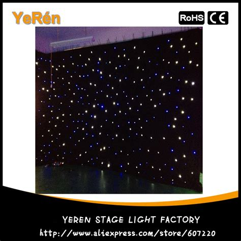 led star cloth curtain led star cloth led star curtain wedding backdrop stage