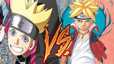 I Anime Boruto by Boruto Anime Vs Boruto Which Is Better