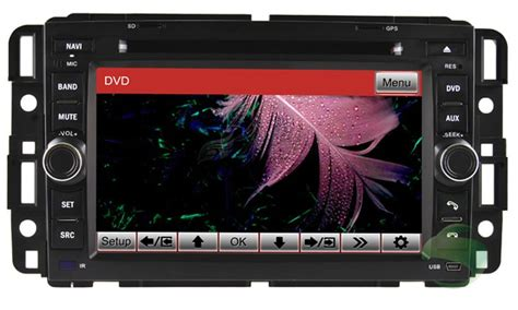 Gmc Dvd Player gmc yukon denali dvd player gps navigation system with radio tv bluetooth