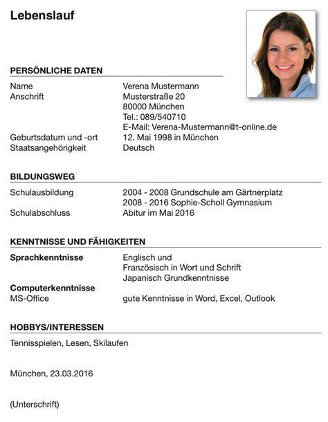 Lebenslauf Schülerpraktikum Vorlage by 11 Lebenslauf Eltern Angeben Planet Radio