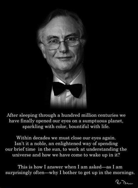 Richard Dawkins Meme Theory - the idea of a divine creator belittles t by richard