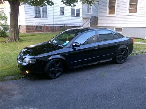 murdered out audi a4 pics for gt audi a4 2004 blacked out