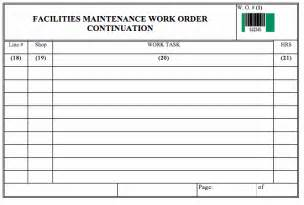 work order form template excel like success