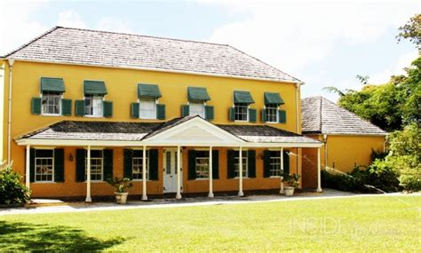 george washington house barbados what is home anyway