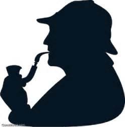 sherlock sherlock and silhouette clipart clipartbarn