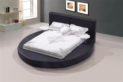 round leather bed unique leather luxury platform bed nashville davidson