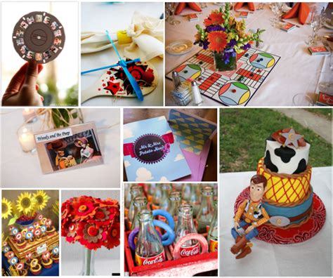 Wedding Toys by Simply Inspirational Story Themed Wedding