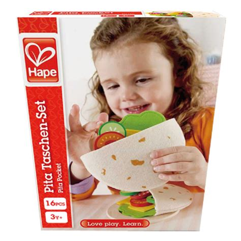 Pita Set pita pocket set hape www 3vosjes nl