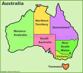 us map states and territories australia states and territories map list of australia
