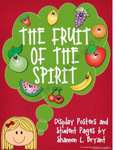 fruit of the spirit song fruit of the spirit song posters and coloring sheets