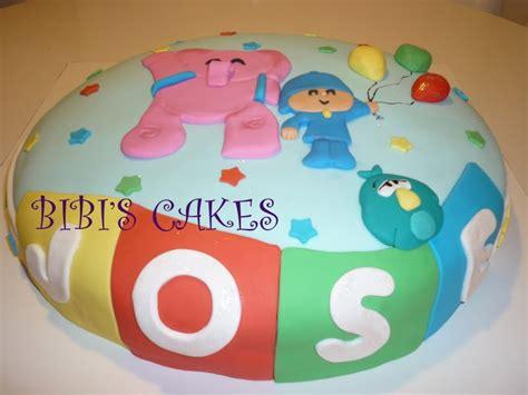 decorar tarta pocoyo bibi scakes tarta de pocoyo para jose