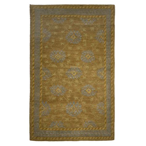 Modern Green Rug Tufenkian Modern Green Blue Wool Rug 7604 Andonian Rugs Seattle Bellevue Sales